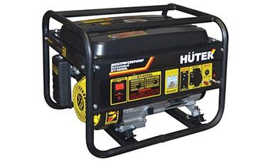 Аренда бензогенератора Huter DY4000L