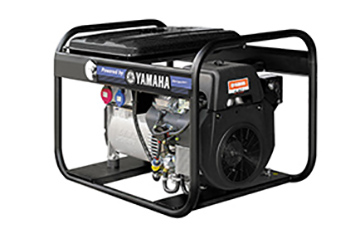 Аренда бензогенератора Yamaha EB15,0/400 YLE