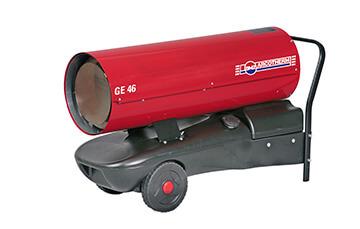 Аренда дизельной пушки Ballu-Biemmedue GE46