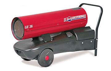 Аренда дизельной пушки Ballu-Biemmedue GE36